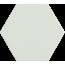 Carrelage hexagonal vert hexagonal KROMATIKA MINT R10 - 11.6x10.1cm - 26468 - 0.43m²