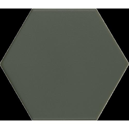 Carrelage hexagonal gris KROMATIKA GREY R10 - 11.6x10.1 cm - 26473 - 0.43 m² Equipe