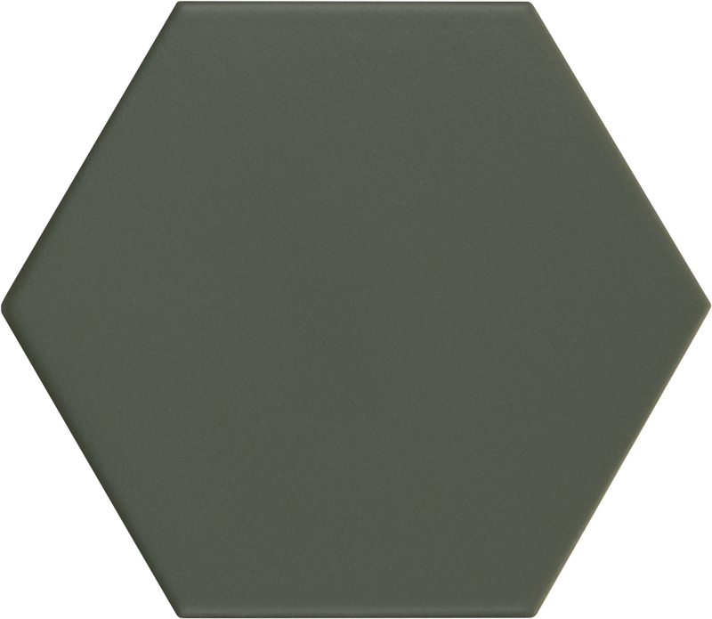 Carrelage hexagonal gris KROMATIKA GREY R10 - 11.6x10.1 cm - 26473 - 0.43 m² - zoom