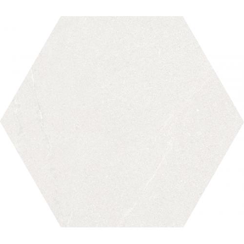 Carrelage grand format  HEXAGONO SEINE BLANC  51.9x59.9 cm - 0.93 m² Vives Azulejos y Gres