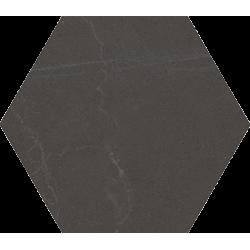 Carrelage grand format HEXAGONO SEINE CEMENTO 51.9x59.9 cm - 0.93 m²