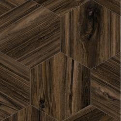 Carrelage grand format HEXAGONO BELICE CARBON 51.9x59.9 cm - 0.93 m² Vives Azulejos y Gres