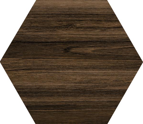 Carrelage grand format HEXAGONO BELICE CARBON 51.9x59.9 cm - 0.93 m² - zoom