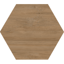 Carrelage grand format HEXAGONO BELICE NATURAL 51.9x59.9 cm - 0.93 m²