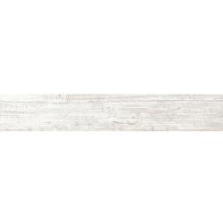 Carrelage imitation parquet blanc vieilli TRIBECA BLANCO 20x120 cm - R9 -1.2m² GayaFores