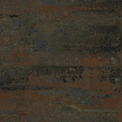 Carrelage  effet industriel RUST GREEN NATUREL 60x60 - Rectifié - R10 - 1.42m²
