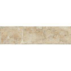 Carrelage imitation terre - Rectifié - 24.9x100 cm TERRE SAND - 1.743m²