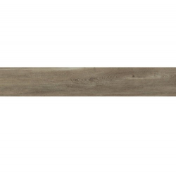 Carrelage imitation parquet rectifié vieilli mat 20x120 BELFAST WALNUT R10 - 0.96 m² Baldocer