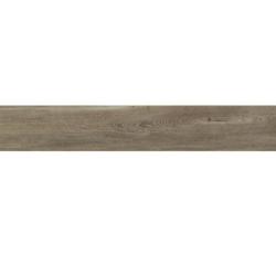 Carrelage imitation parquet ANTI DERAPANT rectifié vieilli mat 20x120 BELFAST WALNUT - 0.96m² Baldocer