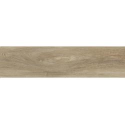 Carrelage imitation parquet ANTI DERAPANT rectifié vieilli mat 20x120 BELFAST TEAK R11 - 0.96 m² Baldocer