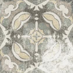 Carrelage mural imitation ciment aux motifs aléatoires - HAKEA 25X25 - 0.94m² Baldocer