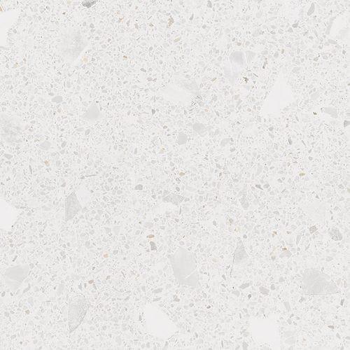 Carreau style granité blanc 80x80 cm MISCELA-R Nacar - 1.28m² - zoom