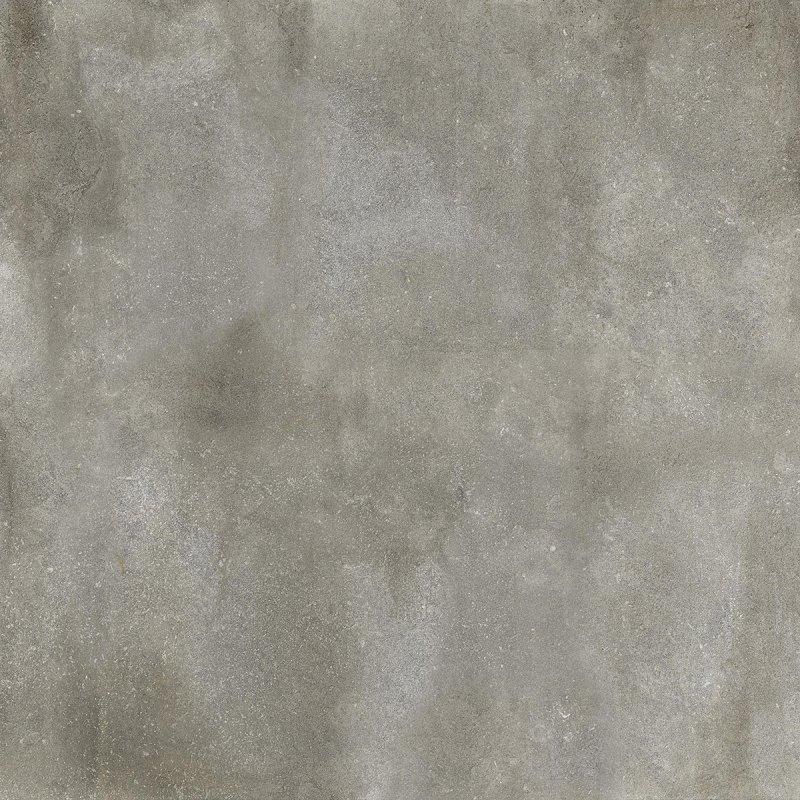 Carrelage effet ciment pleine masse - ANVERSA GRIS 60X60 - R10 - 1.80m² - zoom