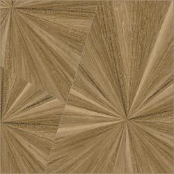 Carreau imitation parquet à effet 80x80 cm Nepli-R Miel - Rectifié - 1.28m²