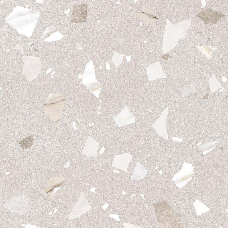 Carreau style granito 80x80 cm Ribe-R Beige R10 - 1.28m² - zoom