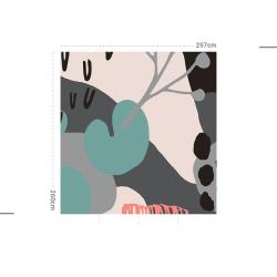 Papier peint design auto adhésif PANORAMIQUE - ABSTRACT - plusieurs dimensions AP Decoration
