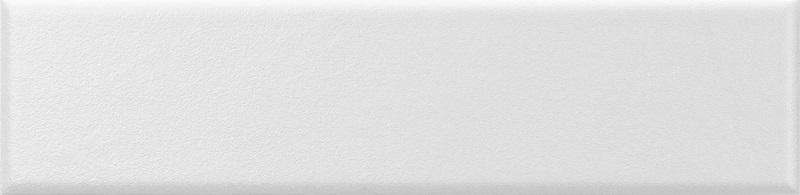Faience nuancée mate moderne blanche MATELIER ALPINE WHITE - 26485 - 7.5x30 cm - 1m² - zoom