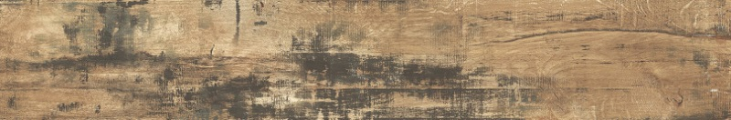 Carrelage imitation parquet rectifié style vintage ELBRUS 20x120 cm - 0.96m² - zoom