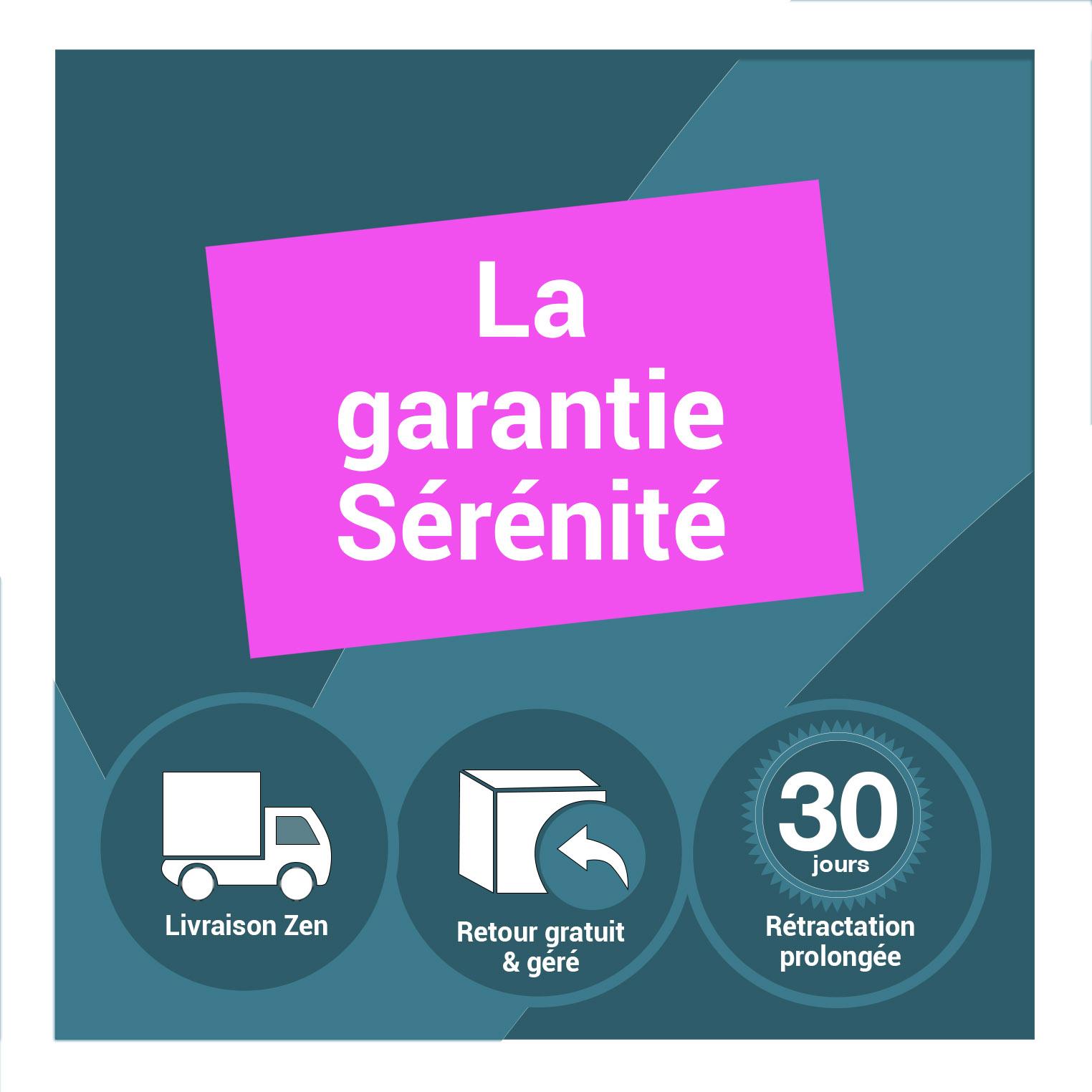 Garantie Sérénité - zoom