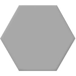 Tomettes décorées ciment 20x24 VERSALLES GREY - 0.92m² Oset