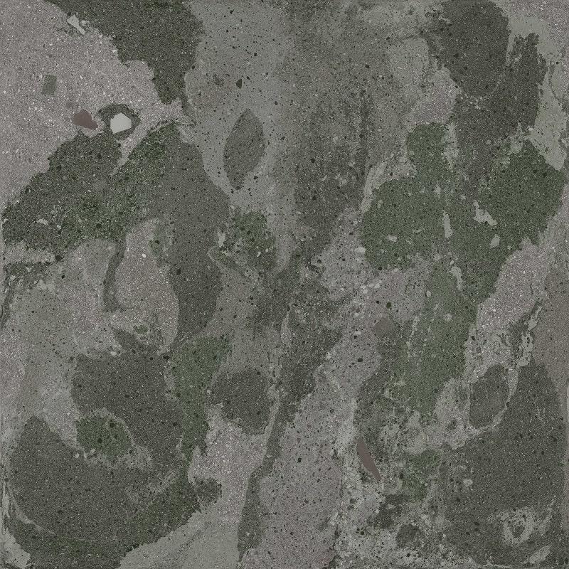 Carrelage effet pierre - Rectifié - Lithops Hopi Stamp Natural 59.5x59.5 R10 - 1.42m² - zoom