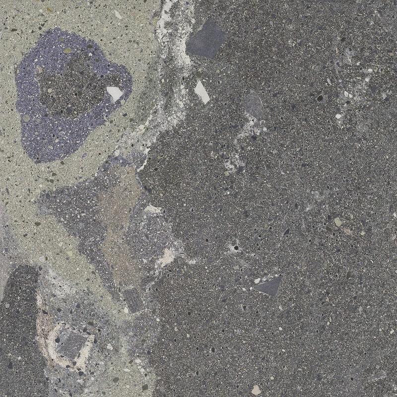 Carrelage effet pierre - Rectifié - Lithops Lipan Stamp Natural 59.5x59.5 R10 - 1.42m² - zoom