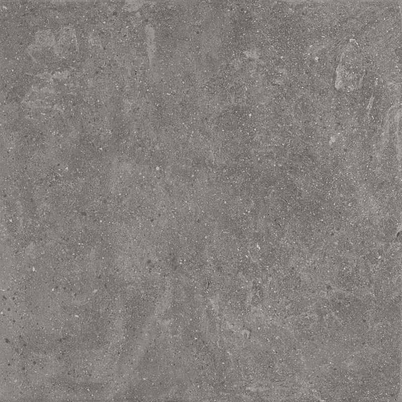 Carrelage effet pierre - Rectifié - Lithops Grey Natural 60x60 cm - R10 - 1,42m² - zoom