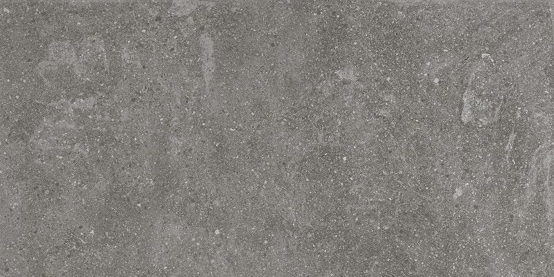 Carrelage effet pierre - Rectifié - Lithops Grey Natural 49,75x99,55 cm - R10 - 1,49m² - zoom