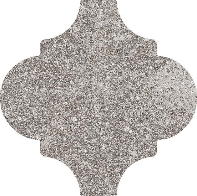 Carrelage effet pierre 20x20cm DALLAS MULTICOLOR - 0.63m² - zoom