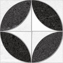 Carrelage imitation ciment 15x15 cm BOOWIE ANTHRACITE Rectifié - 1m²