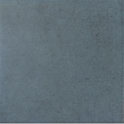 Carrelage légèrement nuancée bleu pétrole 20x20 cm ALPAGA BLEU PETROLE - 1m²