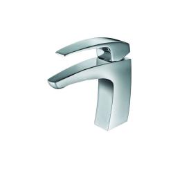Mitigeur lavabo chromé élégant AIDA