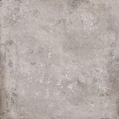 Carrelage imitation pierre DOVER CINDER 80x80 cm - R10 - Rectifié - 1.28m² - zoom