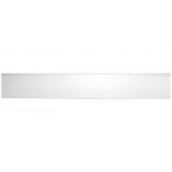 PLINTHES 60S001 BLANC MAT  - 7X60