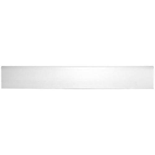 PLINTHES 60S001 BLANC MAT  - 7X60