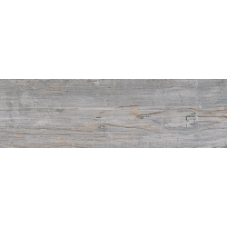 Carrelage imitation parquet blanc vieilli TRIBECA GRIS ANTI DERAPANT 15x90 cm R12 - 1.08m²
