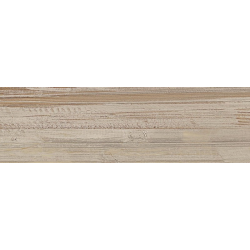 Carrelage imitation parquet blanc vieilli TRIBECA MIEL ANTI DERAPANT 15x90 cm  R12 - 1.08m²