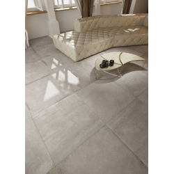 Dalle carrelage aspect béton ANTISLIP R11 ep.2cm - UPGRADE 80X80 - 0.64m² Delconca Ceramica