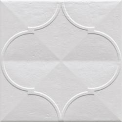 Faience murale brillante blanche PASHTUN BLANCO 20x20cm - 1 m² Vives Azulejos y Gres