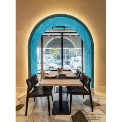 Carreau style granito coloré 120x120 cm NIKOI-R R10 - 1.44m² Vives Azulejos y Gres