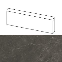 Plinthe Carrelage marbré rectifié 10x60 cm BALMORAL DARK - vendu par boite de 15 pièces