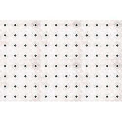 Carrelage aspect ciment décoré 20x20 cm ANABAR - 0.52 m² Nanda Tiles