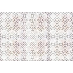 Carrelage aspect ciment décoré 20x20 cm SURINAME - 0.52 m² Nanda Tiles