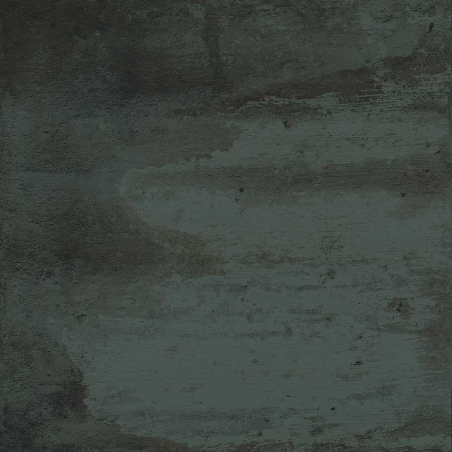 Carrelage aspect ciment uni 20x20 cm ADIGE GREEN - 0.52 m² - zoom