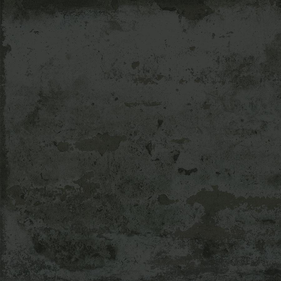 Carrelage aspect ciment uni 20x20 cm ADIGE ANTRACITE - 0.52 m² - zoom