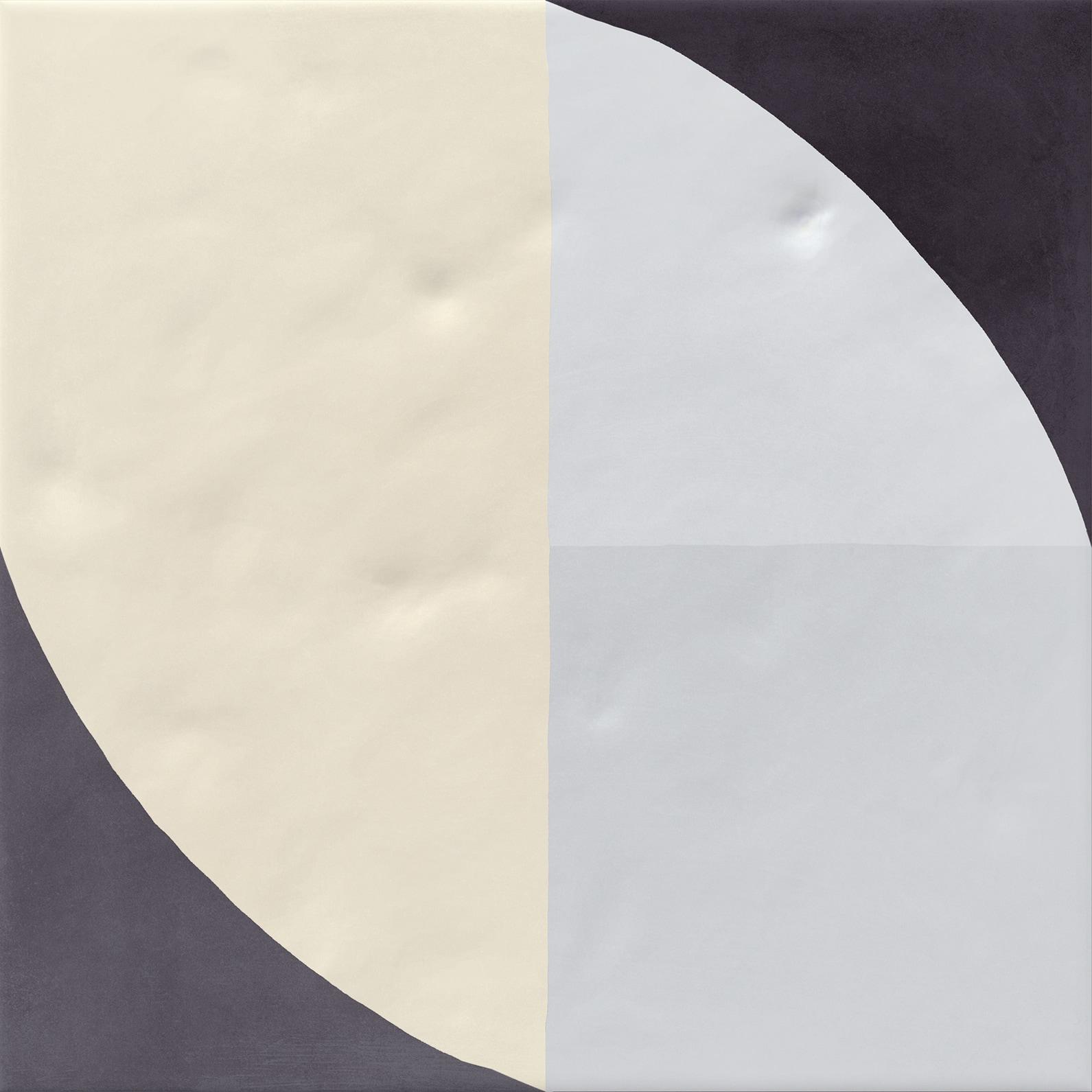 Carrelage décoré 20x20 cm MOLESKINE - 1 m² - zoom