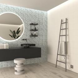 Carrelage décoré 20x20 cm ORGANDI - 1 m² Vives Azulejos y Gres