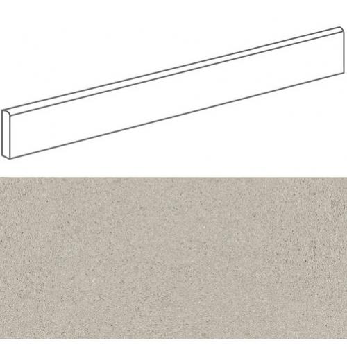 Plinthe imitation terrazzo9,4x60cmGALBE CREMA- 1unité VIVES