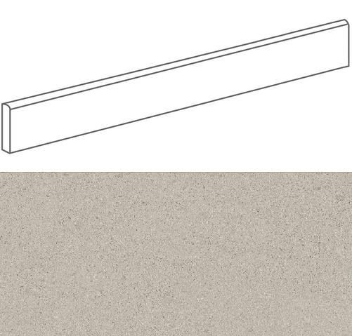 Plinthe imitation terrazzo9,4x60cmGALBE CREMA- 1unité - zoom