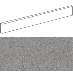 Plinthe imitation terrazzo9,4x80cmGALBE GRIS- 1unité VIVES